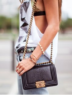 Love this Chanel!