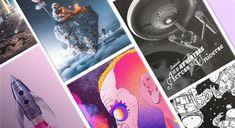 'battlefield' Metal Poster - Hyperart s | Displate Fantasy Posters, Pop Art Posters, Nature Posters, Cat Posters, Animal Posters, Vintage Posters, Poster Prints, Arte Do Hip Hop, Eden Design