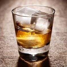 Rusty Nail 1 1/2 oz Scotch whisky 1/2 oz Drambuie® Scotch whisky 1 twist lemon peel  Pour the scotch and drambuie into an old-fashioned glass almost filled with ice cubes. Stir well. Garnish with the lemon twist.