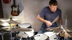 "Gretsch Drums - Brooklyn USA Fusion 20"" Grey Oyster & Keith Carlock John Mayer, Brooklyn, Gretsch Drums, Oysters, Grey, Music, Drums, Gray, Musica"