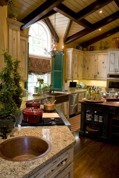 50 luxury Kitchens Desing - Home Garden Decoration http://gardenhomedecoration.blogspot.co.uk/2014/09/50-luxury-kitchens-desing.html