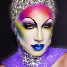 People are invited to emulate her different drag looks through her video tutorials on the Miss Fame website. More: http://blog.furlesscosmetics.com/miss-fame/
