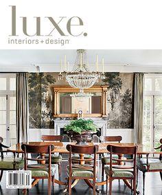 Luxe Interior Design Magazine National Edition Winter 2013 PDF