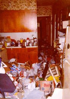 messy home | Cleaning a Messy House – 4 Important Steps to Cleaning a Messy House