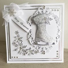 Dies by Chloe - CHCC-048 Snowflake Spray - £13.99 - Dies by Chloe - Chloes Creative Cards