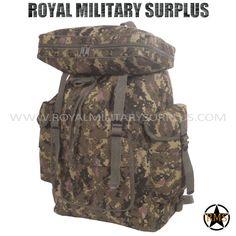 6f884163d94b Backpack - NATO Rucksack - CADPAT (Temperate Woodland) - 74.95  (CAD)