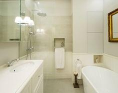 Łazienka styl Glamour - zdjęcie od DZIURDZIAprojekt