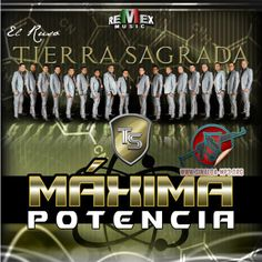 Maxima Potencia – Banda Tierra Sagrada 2014 Single