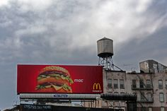 McDonalds Change?        - Will the industry giant go the way of custom made burgers? Interesting concept, don't see it going nationwide though...