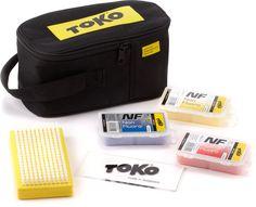 Toko Basic Hot Wax Kit For Downhill Skis