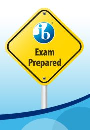 IB Exam Prep Web Banner for the International Baccalaureate