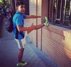Después de #correr no te olvides de #estirar :) #DespiertayEntrena #Despierta  #Entrena #stretching #entrenamiento #running #runners #salud #deporte #bienestar #Madrid #entrenadorespersonales #instafit