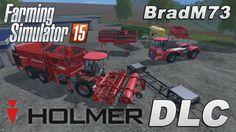 Farming Simulator 2015 - Holmer Add-On DLC