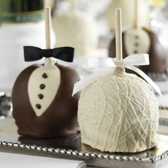 Apples for Bride and Groom
