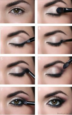 How to enhance eye shape