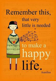 """""""Remember that very little is needed to make a happy life."""" #vanessachamberlin.com #FireDrivenLife"""