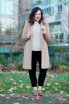 Perfect work outfit (See more at www.covetandacquire.blogspot.ca)
