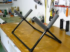 rc airplane Work stand, pvc