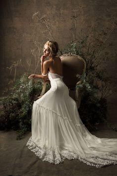 A nova coleção da marca Dreamers & Lovers tem Os Vestidos de Noiva Boho mais Lindos que você vai ver hoje!