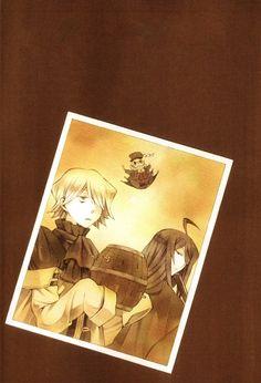 Tags: Anime, Square Enix, Scan, Pandora Hearts, Xerxes Break