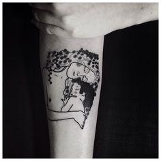 "@msirtoli: ""KLIMT"" - Releitura de uma obra do Gustav Klimt"