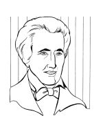 all 44 presidents coloring pages - photo#24