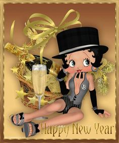 Betty Boop....need I say more.