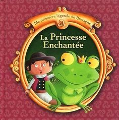 La Princesse Enchantee Boncens Christophe COOP BREIZH MA PREMIERE LEG Francais