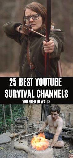youtube survivalists