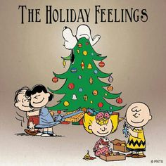 Snoopy and the gang.  Merry Christmas!