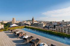 Mandarin Oriental, Barcelona - Terrace - B&B Italia