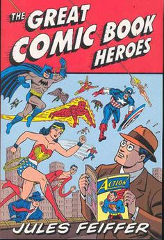 comic books - some of the first