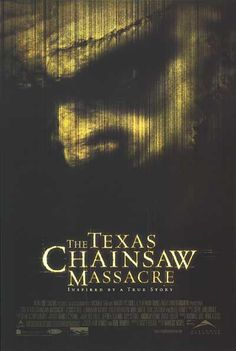 The Texas Chainsaw Massacre , starring Jessica Biel, Jonathan Tucker, Andrew Bryniarski, Erica Leerhsen. After picking up a traumatized young hitchhiker, five friends find themselves stalked and hunted by a deformed chainsaw-wielding killer and his family of equally psychopathic killers. #Horror