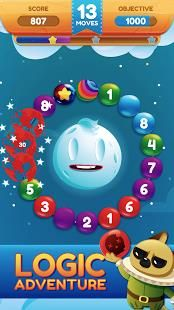 Connect multiple orbs of the same color, while learning pattern recognition, logic and deduction with each move.
