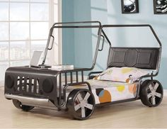 Jerome Truck Bed by Acme Furniture