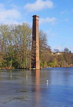 The Stack Pool, Springfield Park, Kidderminster by P L Chadwick, via Geograph