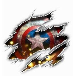 PapiRouge - Tattoo Zeichnungen (Get Him To Chase You Fun) Captain America Tattoo, Marvel Captain America, Marvel Comic Universe, Comics Universe, Marvel Art, Avengers Tattoo, Marvel Tattoos, Super Hero Tattoos, Tattoo Zeichnungen