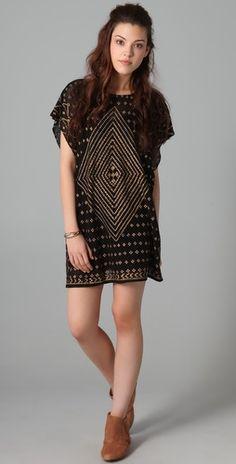 New Romantics Embellished Dress
