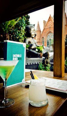 WinterGarden cocktails