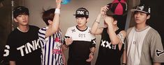❤ b1a4 with hats on