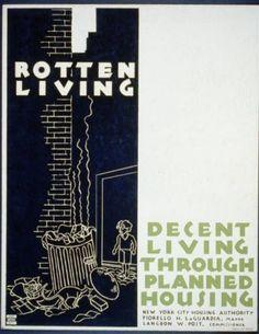 NYC Housing Authority, 1930s