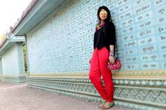 A Guide to Packing for Cambodia. Travel Fashion by Bruised Passports