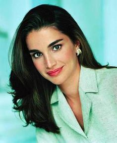 Queen Rania of Jordan. #arab #ladies