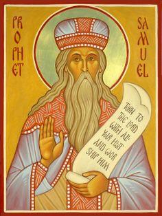 Prophet Samuel Icon