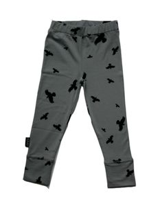Moi Kidz Bird Print Leggings