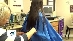 How to Cut Long Hair Straight Across Hairstyle