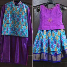 Baby Girl Frocks, Frocks For Girls, Dresses Kids Girl, Kids Outfits, Kids Indian Wear, Kids Ethnic Wear, Viria, Kids Party Wear, Kids Dress Patterns