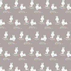 Bilde av Jersey søte kaniner grå
