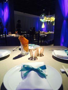 海外のpartyスタイルをより日本の結婚式で。本当に素敵! お客様のお席から見える空間が統一されていると、本当に綺麗。  http://www.dreamplanning-wedding.jp/