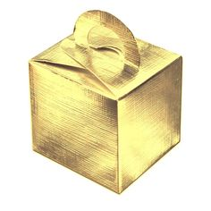 10 Pack of Cute Favour Gift Boxes in Shiney Foil Gold *REDUCED TO CLEAR*: Amazon.co.uk: Toys & Games